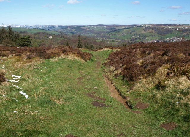 Nidderdale Way, Nought Bank