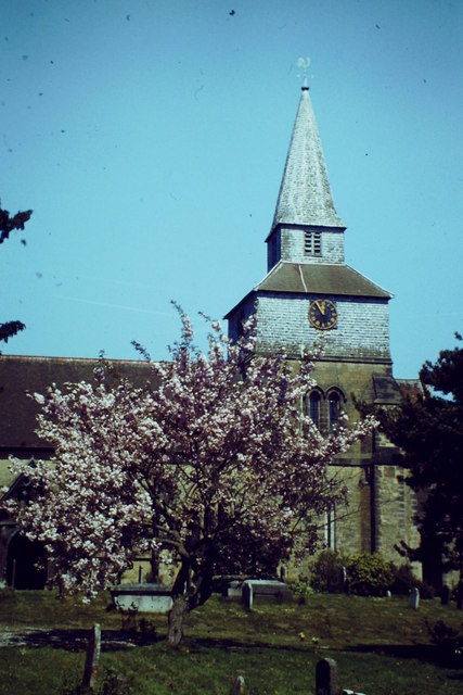 Godstone Church
