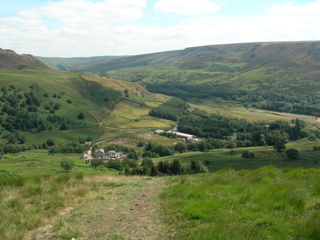 Crowden and Longdendale
