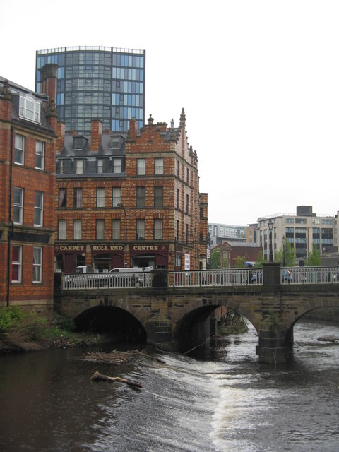 Lady's Bridge, Sheffield