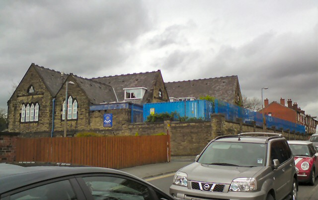 St James C of E Primary School