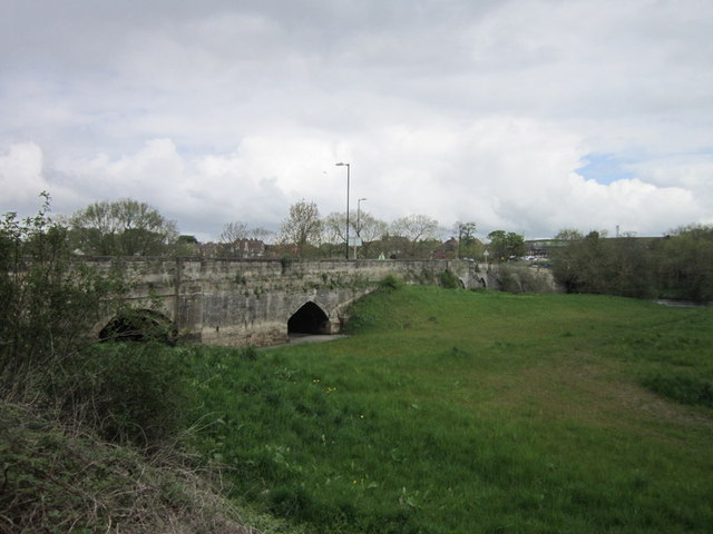 North Bridge over the River Ure