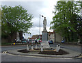 TL7174 : War Memorial, Mildenhall by JThomas