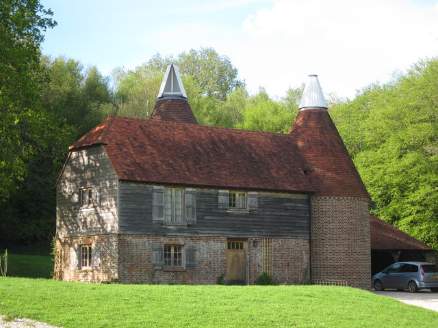 Bivelham Forge Farm Oast, Witherenden Lane, Burwash Common