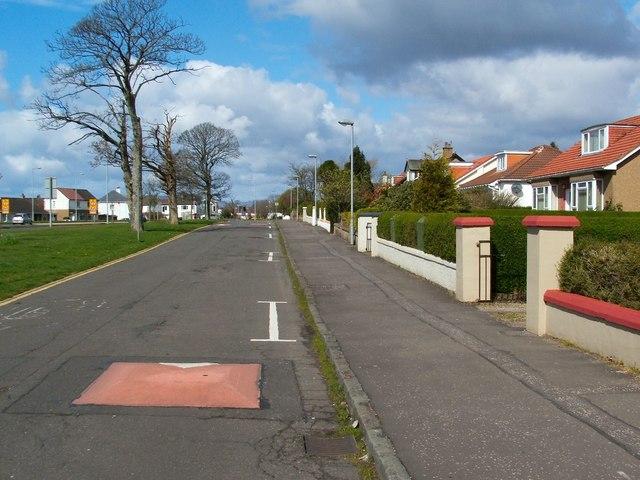 Cardross Road, Craigendoran