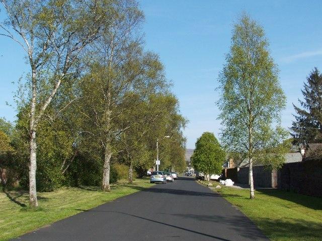 West Rossdhu Drive, Helensburgh