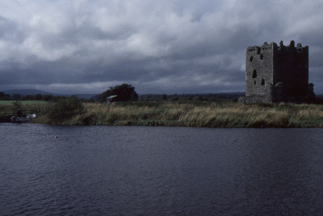 River Dee and ferry to Threave Castle
