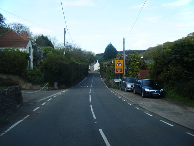 Hereford Road, Buckholt