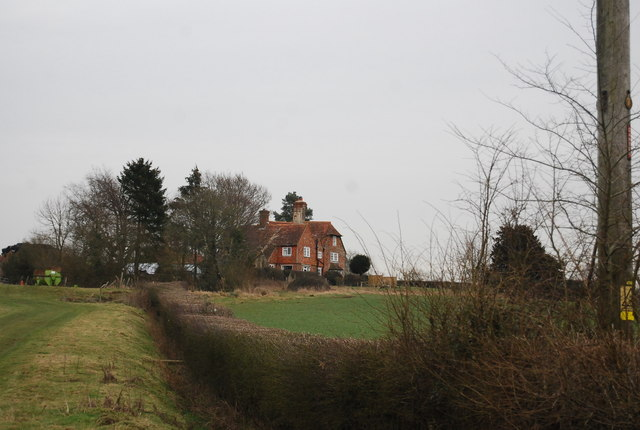 Witherenden Farmhouse