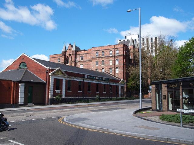 Nottingham - NG3 (Sneinton)