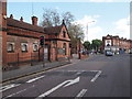 SK5839 : Nottingham - NG3 (Old Sneinton) by David Hallam-Jones