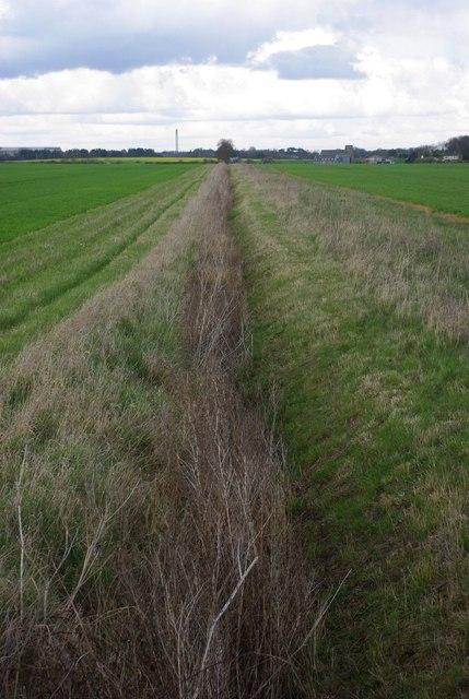 Drainage channel, Barrington