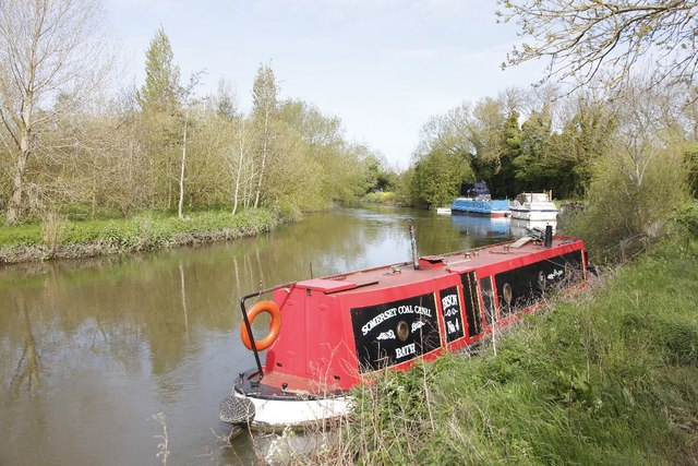 Moored at Kelmscott