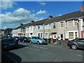ST3387 : Houses in Conway Rd, Newport by John Lord