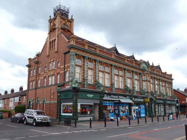Beswick Co-operative Society Building