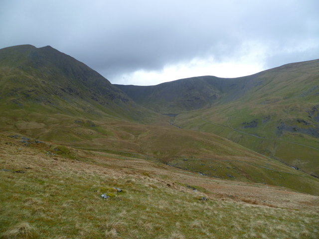On Birkhouse Moor