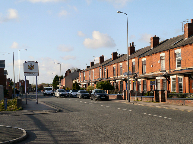 Leigh Road (B5215)