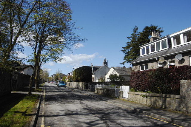 South Avenue, Cults, Aberdeen