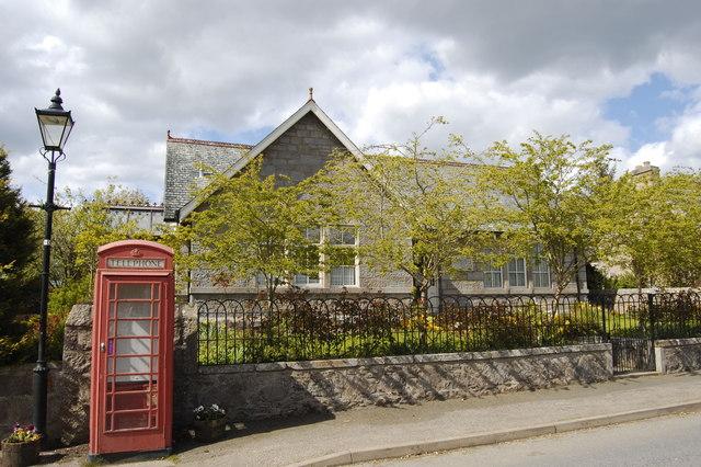 Udny Green Library