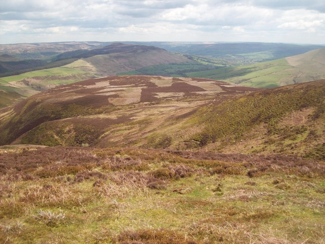 The Upper Reaches of Jaggers Clough