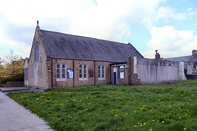 Barnes Square Methodist Church