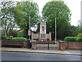 TM0242 : War Memorial, Hadleigh by JThomas