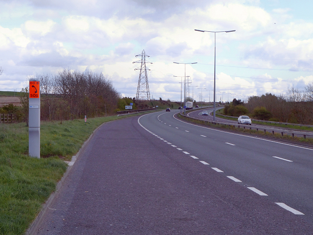 Southbound a56 near mitchell 39 s house reservoirs for Mitchell s fish market locations