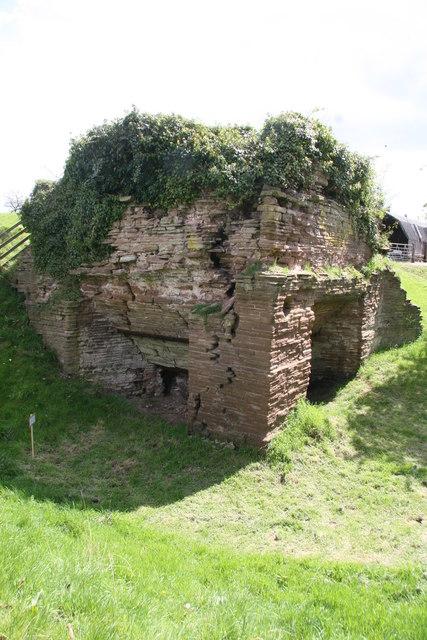Charlcotte Iron Furnace