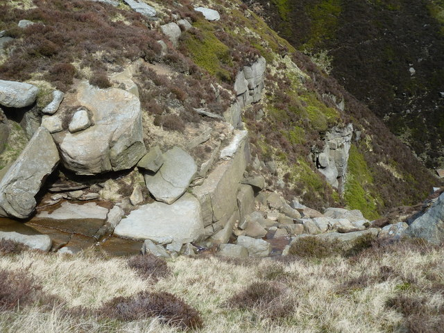 Headwaters of Blackden Brook