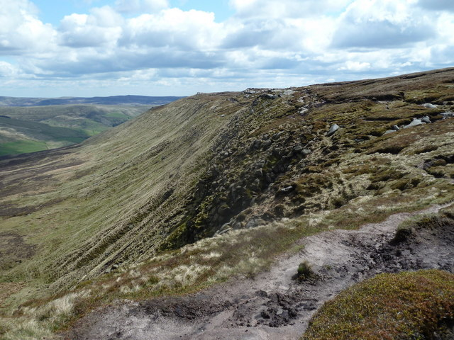 Seal Edge, looking east