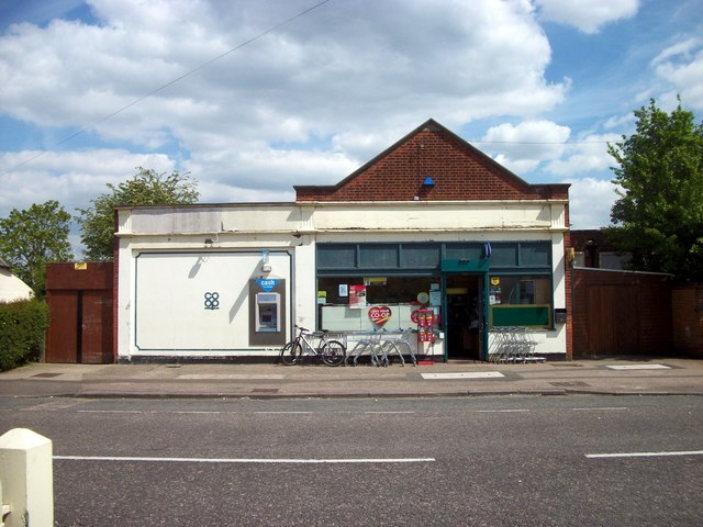 Co-op store Nayland Road Colchester