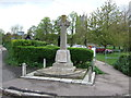 TM0826 : War Memorial, Great Bromley by JThomas