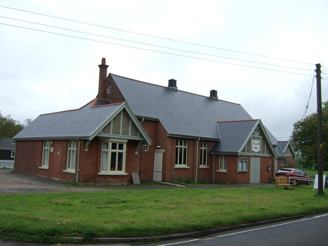 Village Hall, Great Bromley