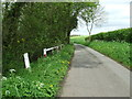 TL7243 : Country Lane by Keith Evans