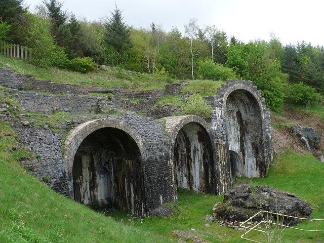 Sirhowy Ironworks, Dukestown, Tredegar