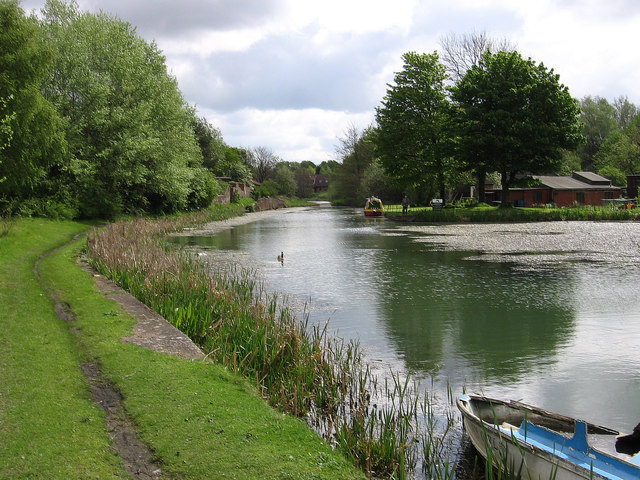 Bilston - Wednesbury Oak Loop Canal at Highfields