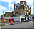 Dist:0.1km<br/>Mid-Victorian pub at 341 Kilburn Lane, near Queen's Park underground station.
