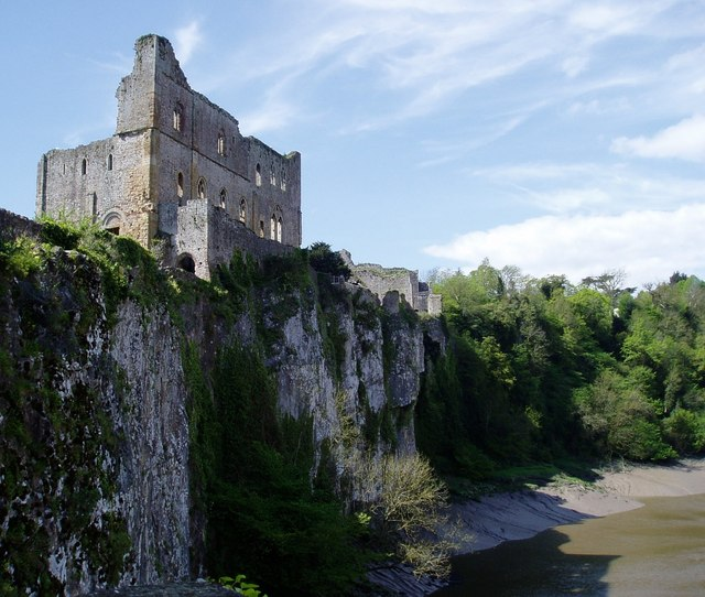 Castle Photography Chepstow Chepstow Castle Great Tower