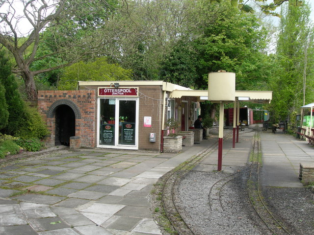 Otterspool Junction Station