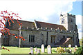 TQ9240 : St Margaret's church, Bethersden by Julian P Guffogg