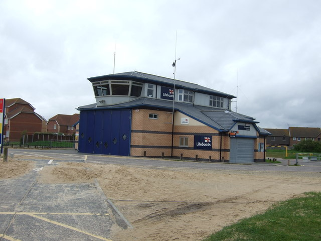 Lifeboat Station, Clacton-on-Sea