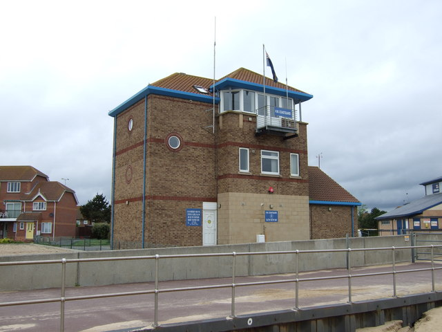 HM Coastguard building, Clacton-on-Sea