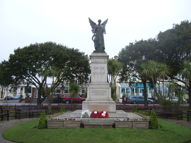 War Memorial, Clacton-on-Sea