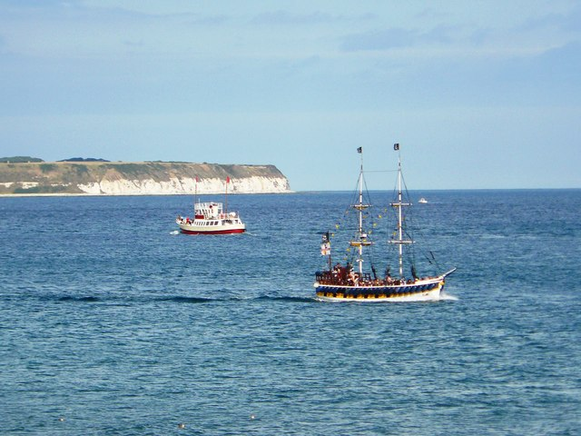 Flamborough Head from Bridlington