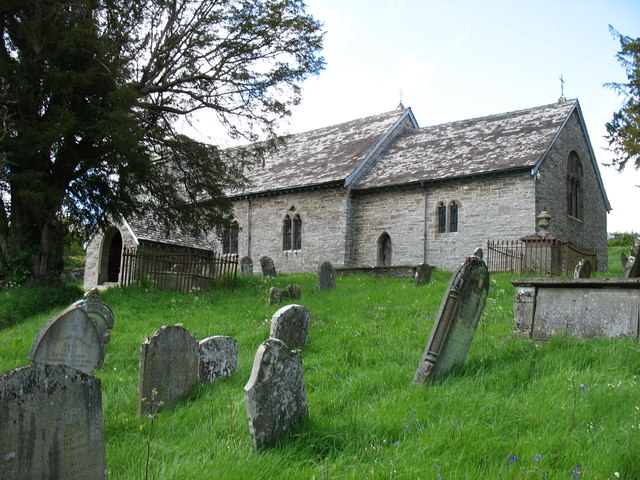 St Stephen's church, Llanstephan
