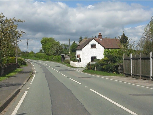 B4194 at Buttonbridge