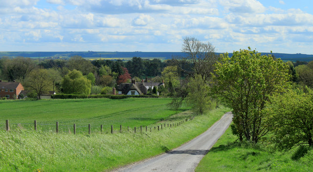 2012 : Lane to Bourton and Bishops Cannings