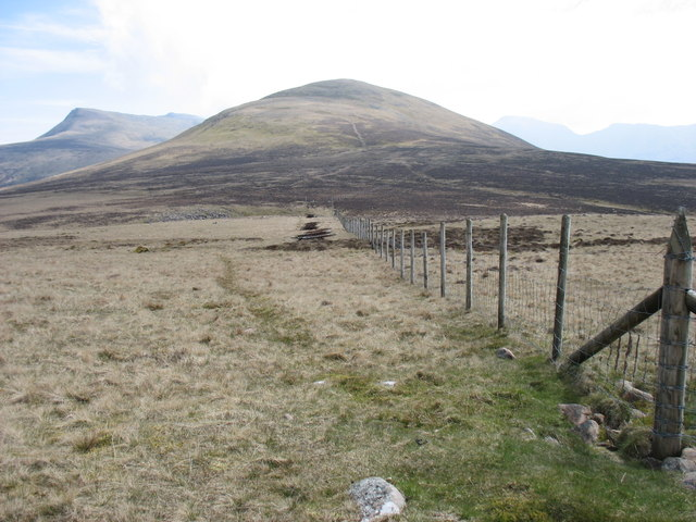 The col between Great Borne and Starling Dodd