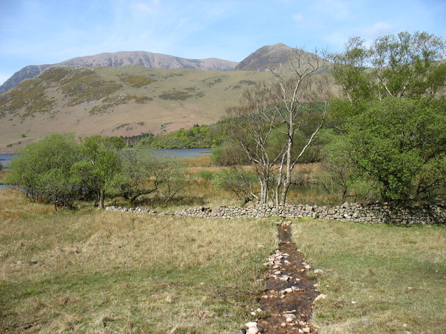 Near Ruddy Beck