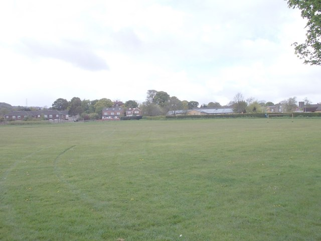 Playing Field - Bradford Road